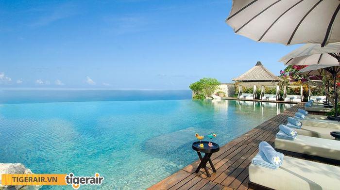 Resort sang chảnh ở Bali