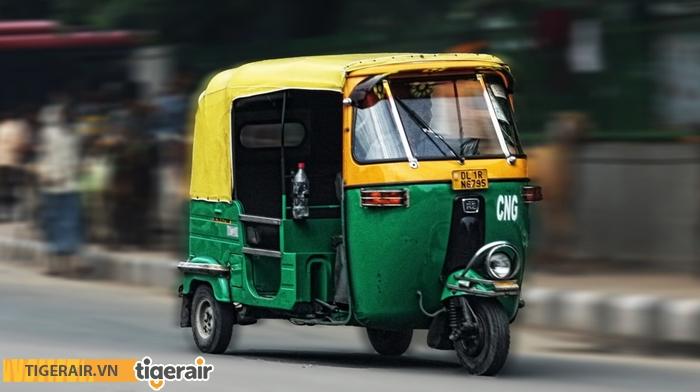xe auto rickshaw