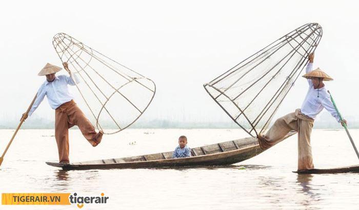 Những người đánh cá Intha