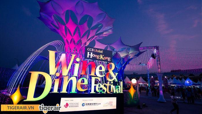 Lễ hộiThe Wine & Dine
