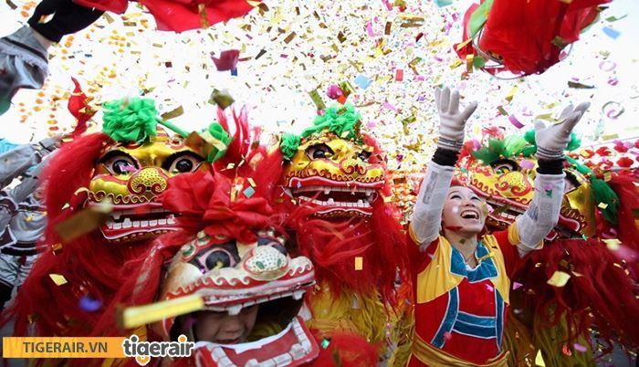 Lễ hội đường phố Tai Kok Tsui
