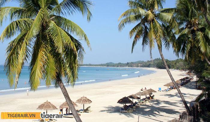Bãi biển Ngapali