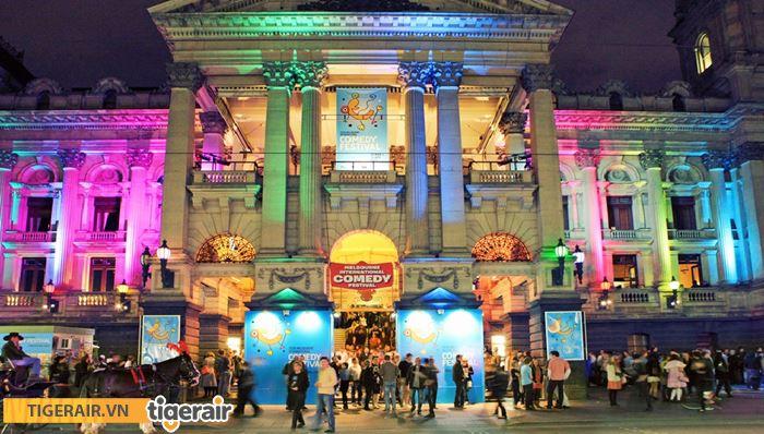 Lễ hội hài kịch quốc tế Melbourne Comedy