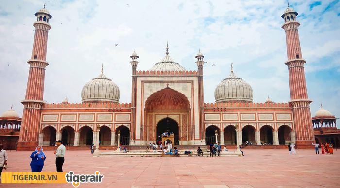 Nhà thờ Hồi giáoJama Masjid