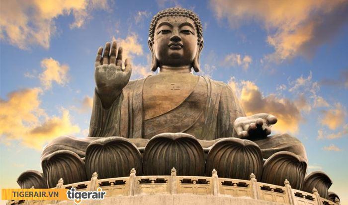 Tượng Đại Phật Thiên Tân