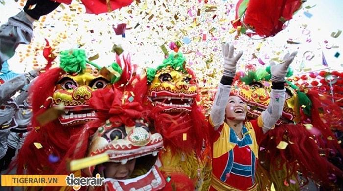 Lễ hội Hari Raya Puara