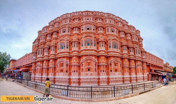 Jaipur – Thành phố màu hồng