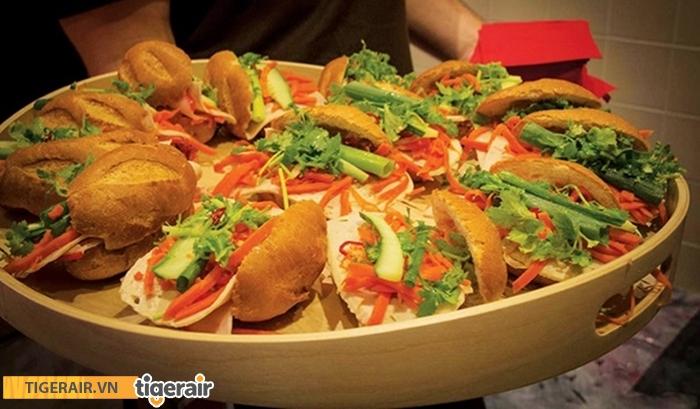 Thành Phố Melbourne có nhiều món ăn ngon