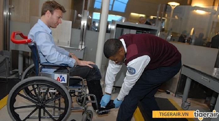 Scoot cung cấp dịch vụ xe lăn cho hành khách