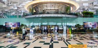 Tổng quan sân bay Changi Singapore