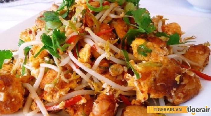 Bánh cà rốt Chai Tow Kway