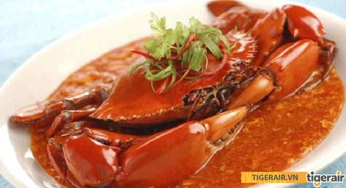 Singapore có rất nhiều món ăn ngon