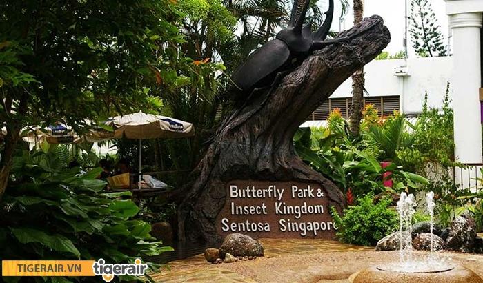 Công viên bướm và côn trùng